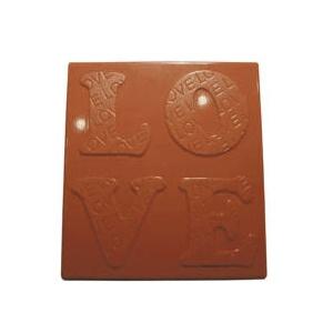 Schokoladenform, Tafel 40 g