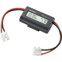 VOLTCRAFT PM-60-A Digitales Einbaumessgerät DC-Leistungsmessgerät PM-60-A Spannung: 5,00 - 60,00 V