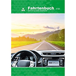 RNK Fahrtenbuch für Pkw DIN A5
