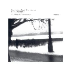 Zehetmair Quartett - Bela Bartok/K.A.Hartmann (CD)