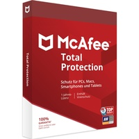 McAfee Total Protection 2020,