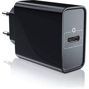 CSL - USB C Ladegerät Netzteil mit Power Delivery 30 Watt - USB Charger Ladeadapter - Schnellladefunktion - Kompatibel mit MacBook Pixel iPhone X XS 8 Plus Samsung S10 S9 S8 Note 8 und mehr
