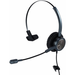 Tiptel Headset 9040 Headset HQ blau