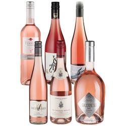 6er-Probierpaket Rosé - Weinpakete