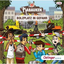 FC St. Pauli Rabauken 2 (2CD) als Hörbuch CD von Tina Blase