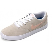 Nike SB Check Solarsoft off white-coral/ white, 41