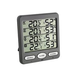 TFA® Klima Monitor 30.3054.10 Wetterstation