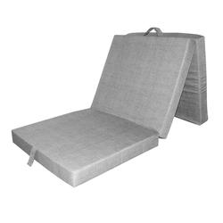 Klappmatratze Faltmatratze Reisematratze Gästebett Bett 190x70x10cm, VitaliSpa®