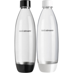 Sodastream PET-Flasche Fuse Duo-Pack 1 l, 2-er Set