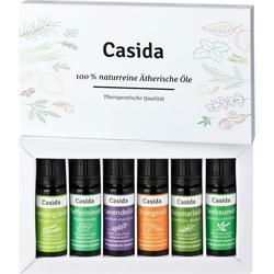 Ätherische Öle Set Naturrein Top 6 Aromatherapie