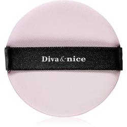 Diva & Nice Cosmetics Accessories Schwämmchen zum Auftragen von Make up 5 St.