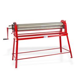 Rundbiegemaschine / Rollenbiegemaschine W01-0,8x1300 mm
