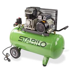 Stabilo Kompressor Kolbenkompressor Druckluftkompressor 450/10/100 230V