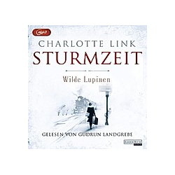 Wilde Lupinen  1 MP3-CD - Hörbuch