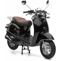 NOVA MOTORS Retro Star 50 ccm 2,3 PS 25 km/h schwarz