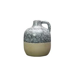 By On Vase Code Blau/Beige