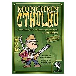 Munchkin Cthulhu (Kartenspiel)