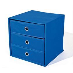 Aufbewahrungsbox, blau blau Modell 2