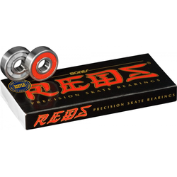 Bones® REDS® Skateboard Bearings 8er Pack
