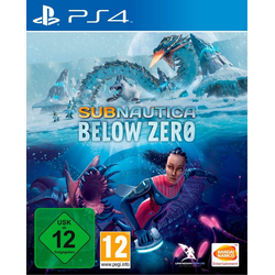 Subnautica: Below Zero PlayStation 4