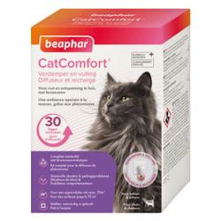 Beaphar CatComfort Verdamper voor de kat 48ml  Per 2 sets