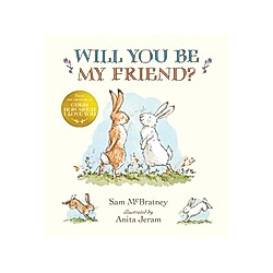 Will You Be My Friend?. Sam Mcbratney  - Buch