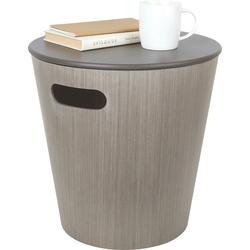 Ablagetisch »Woodrow Storage Stool«, Tisch, 46561006-0 grau grau