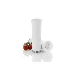 AdHoc Salz-/Pfeffermühle Elektrische Salz- oder Pfeffermühle Milano weiß