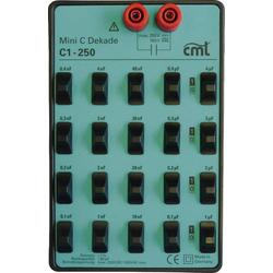 Cosinus C1-250 Mess-Dekade Kapazität 1%