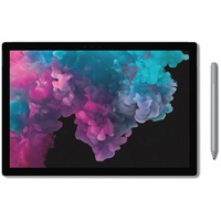 Microsoft Surface Pro 6 12.3 m3 4GB RAM 128GB SSD Wi-Fi Platin Grau