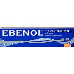 EBENOL 0,5% Creme 15 g