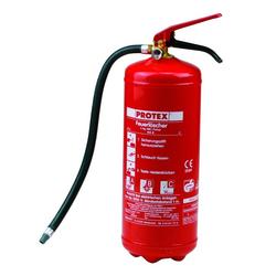 Feuerlöscher Protex PD 6 GA rot