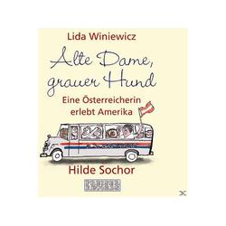Hilde Sochor - Alte Dame, Grauer Hund (CD)