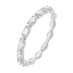 Swarovski Swarovski Damen-Damenring Metall/Kristall Swarovski Kristalle 55 32003781
