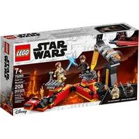 Lego Star Wars Duell auf Mustafar