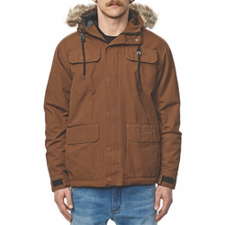 Parka GLOBE - Goodstock Thermal Parka Jacket Hazel (HAZEL) Größe: XL