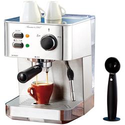 Edelstahl Siebträger-Espressomaschine ES-1050, 1.050 Watt, 15 bar
