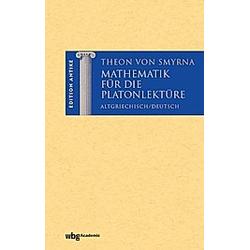 Theon von Smyrna. Theon von Smyrna  - Buch