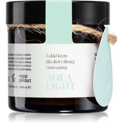 Make Me BIO Aqua Light leichte Creme für fettige und Mischhaut 60 ml