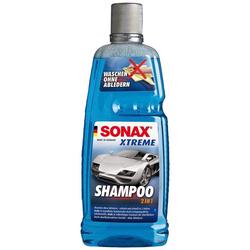 SONAX Autoshampoo 2 in 1, 1,0 l blau