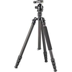 BRESSER BRESSER BR-2504X8C-B1 Carbon Kamerastativ bis 10 k Kamerastativ