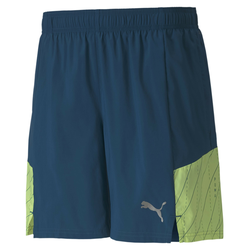 PUMA Herren Shorts grün