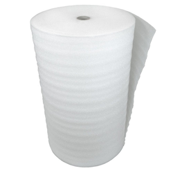 KK Verpackungen Laminat, 1 St., Trittschalldämmung PE Schaum 2mm für Laminat Parkett als Unterlage Dampfsperre