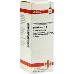 BELLADONNA D 4
