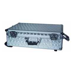 CD CASE (120 CDs) Trolley, Alu