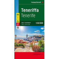 Teneriffa 1 : 50 000