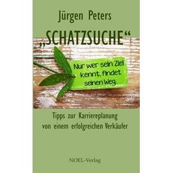 Schatzsuche: Buch von Jürgen Peters