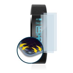 BROTECT Schutzfolie für AGPtek FT01, (2 Stück), Full-Cover 3D Curved klar