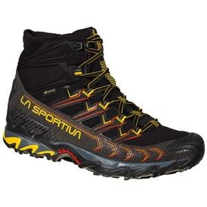 La Sportiva Ultra Raptor Ii Mid Goretex EU 49 1/2 Black / Yellow