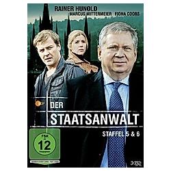 Der Staatsanwalt - DVD  Filme